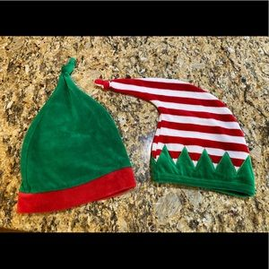 Other - Infant Christmas Hats Bundle of 2